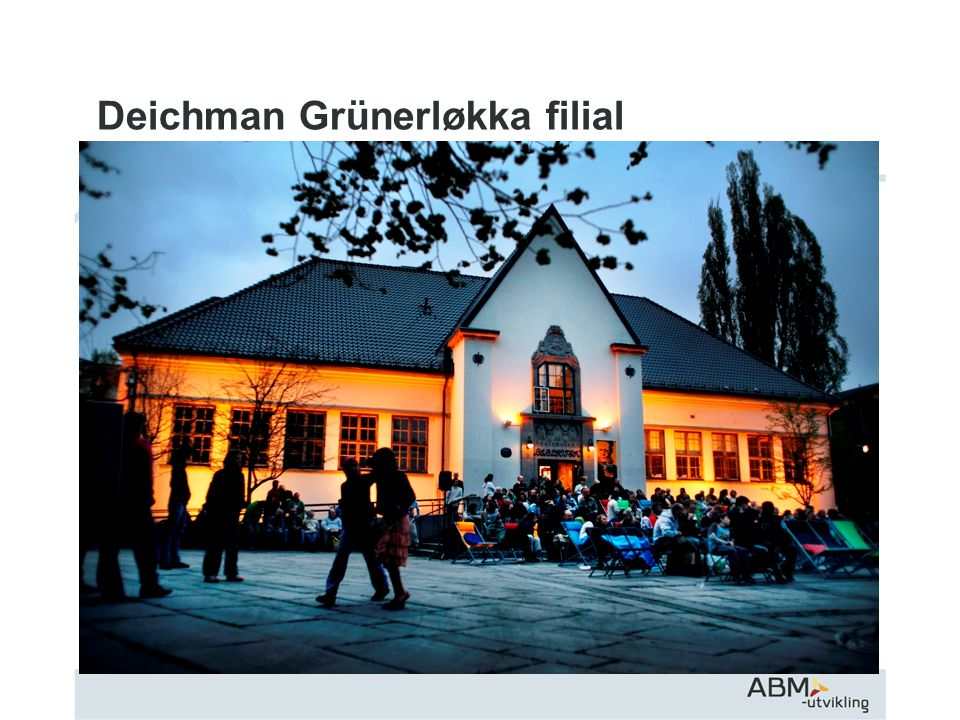 Deichman Grünerløkka filial