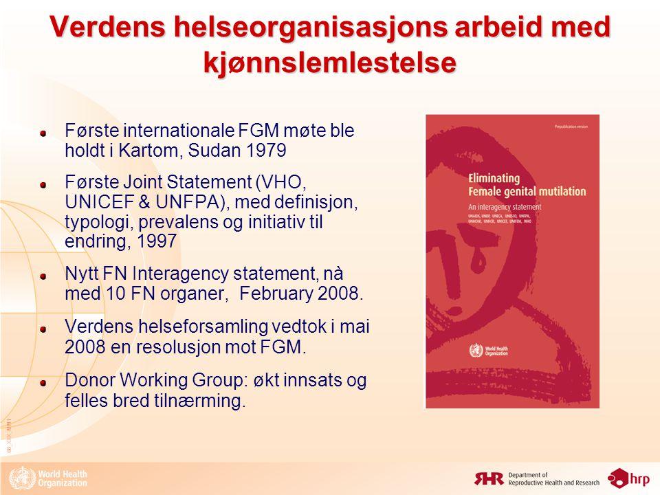 08_XXX_MM2 FGM studier og veiledere Forskning F ø dselskomplikasjoner (2001-6) Decision-making (2005-8) Community interventions (2007-8) Forestillinger om seksualitet (2007-8) Anslag av omfang (2007-8) Utgifter til f ødselsomsorg (2008) Gjennomgang av kunnskap Om helsekomplikasjoner (2001) Metoder I forebyggende arbeid (1999) Fødselsomsorg (2001).