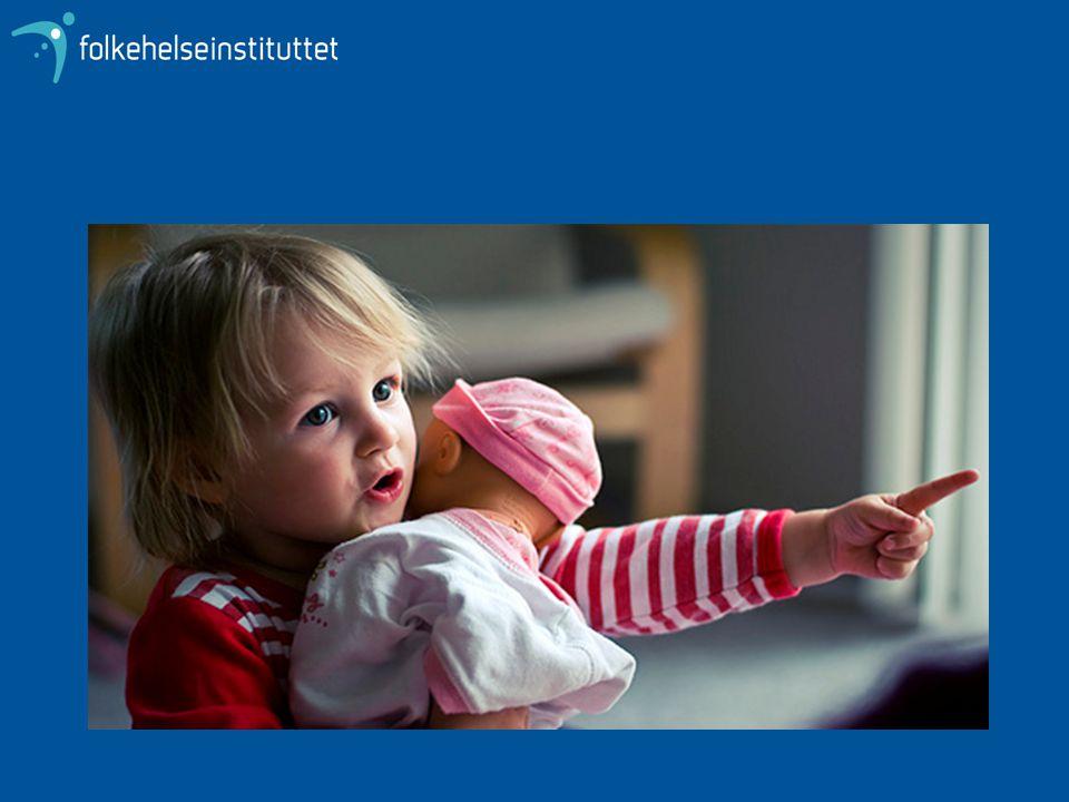 Hvor tidlig kan man se tegn på autisme.Hva sier nyere forskning på området.