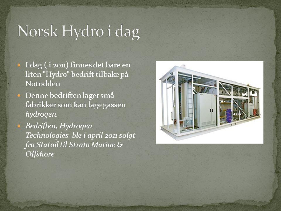  Hydros bygde staselig representasjonsboliger  Her hadde fabrikken viktige møter  Dette flotte bygget ligger på Villamoen på Notodden