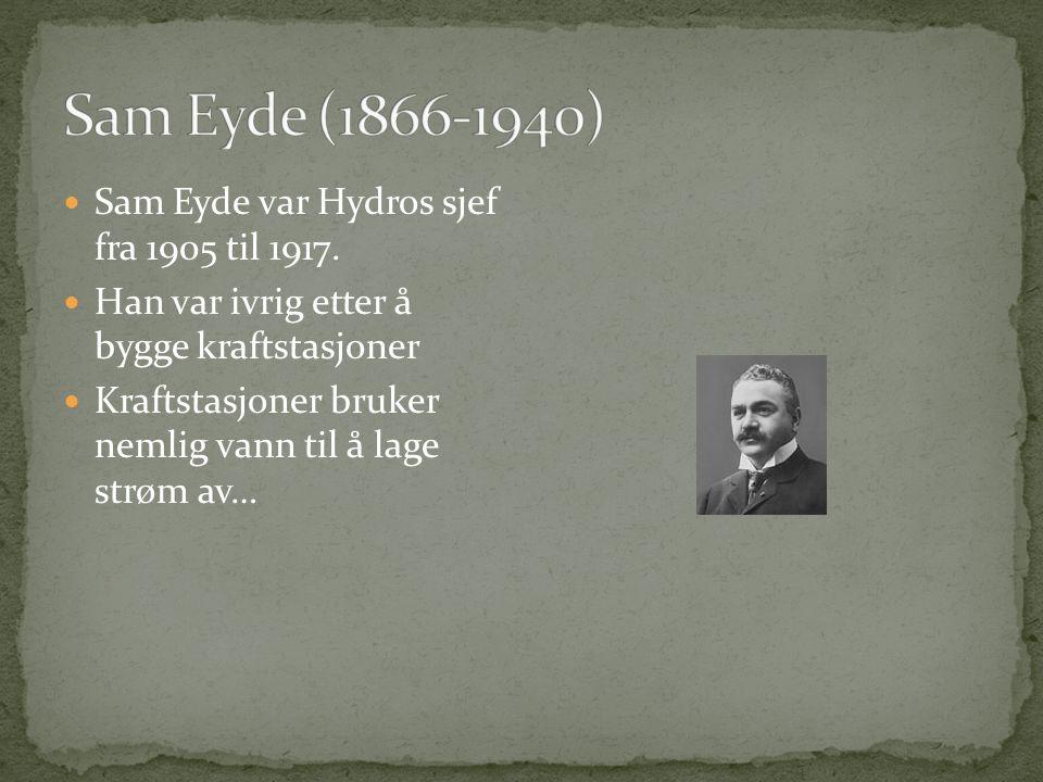  I Norge bodde det en mann som het Kristian Birkeland.  Han var professor i fysikk.  Han klarte ved hjelp av en eletrisk kanon å lage kunstig gjøds