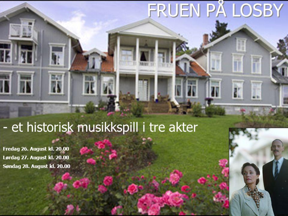Losby Gods får nytt liv som kulturell arena Losby Gods ligger som en godt gjemt perle i Lørenskog.