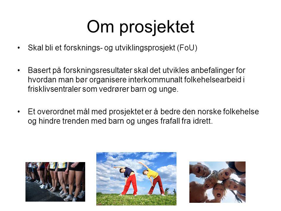Fase 1: EiT med barnelandsby •EiT-studenter skal utforme workshop som avholdes på Ørland Kysthotell 19.01.11 kl 0900-1500: 2 skoleklasser (60 barn), 26 masterstudenter og ansatte ved Regionalt senter for sykelig overvekt (RSSO).
