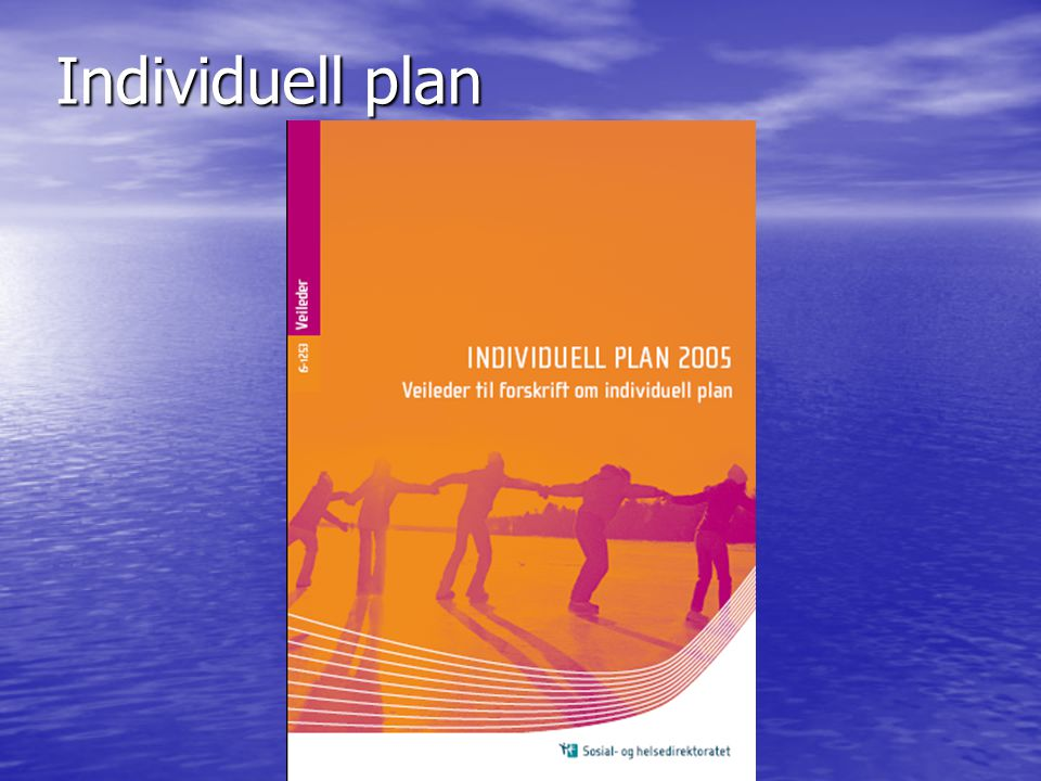 Individuell plan