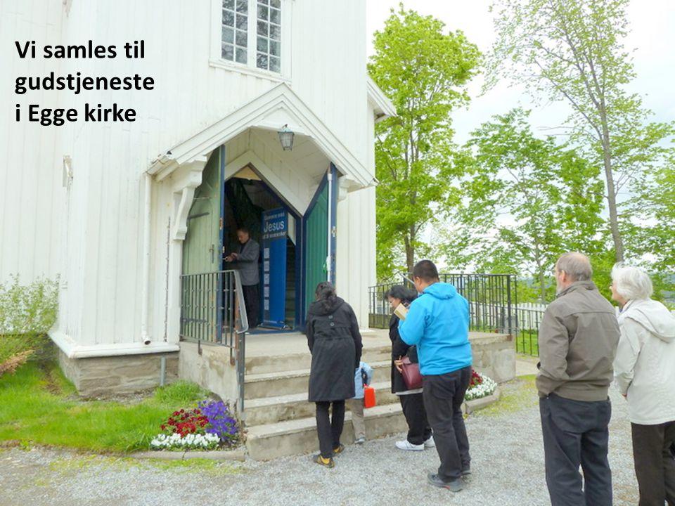 Liten snartur innom Mære kirke
