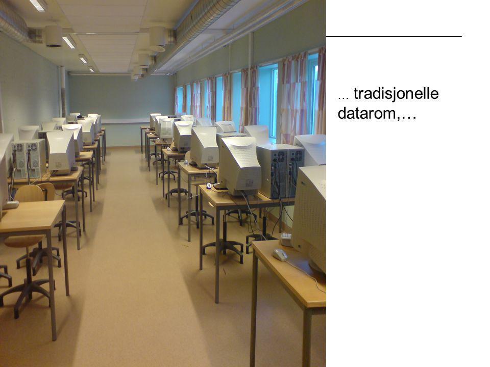 Fylkesmannen i Oppland … tradisjonelle datarom,…