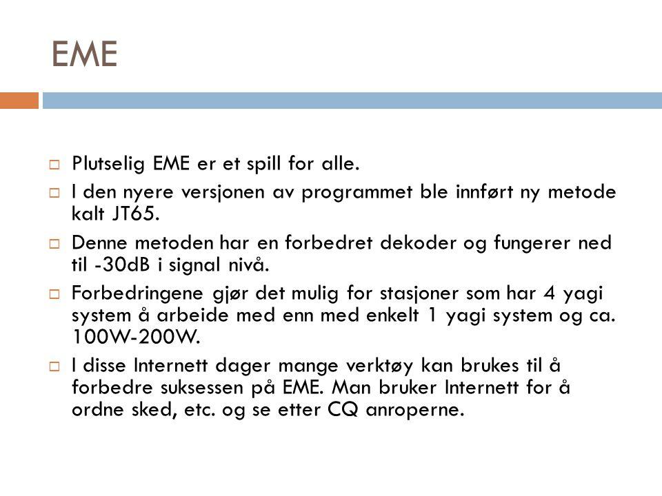  Plutselig EME er et spill for alle.