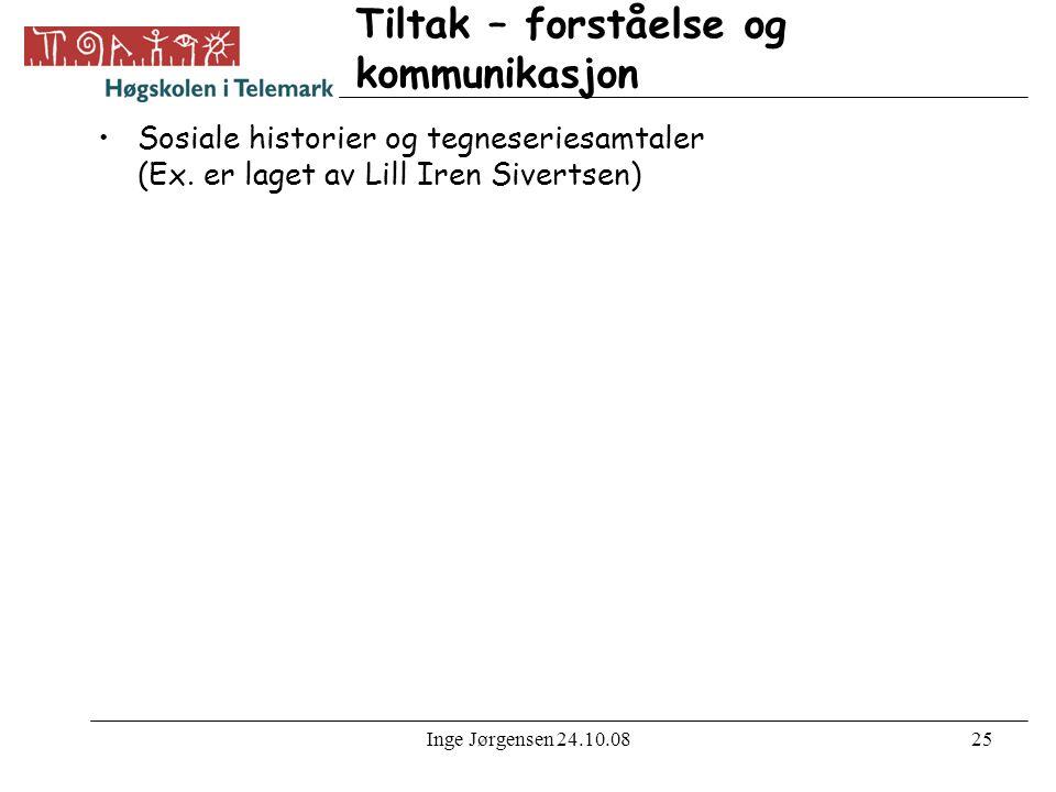 Inge Jørgensen 24.10.0826 Tiltak – følelser - KAT-kassen