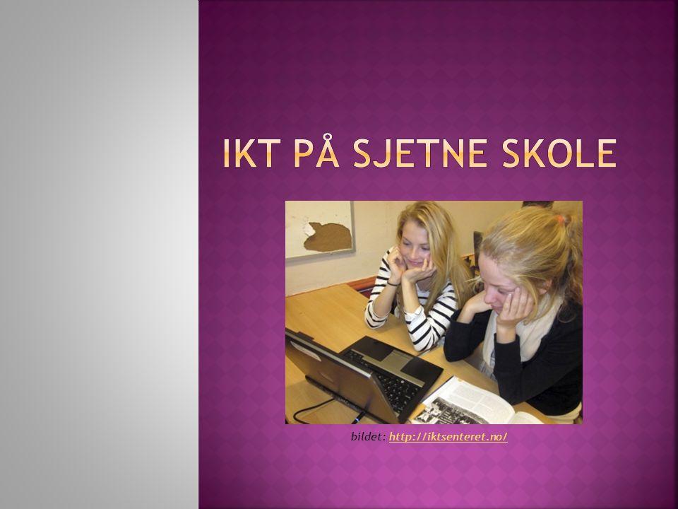 Trondheim kommune, startside på it's learning: