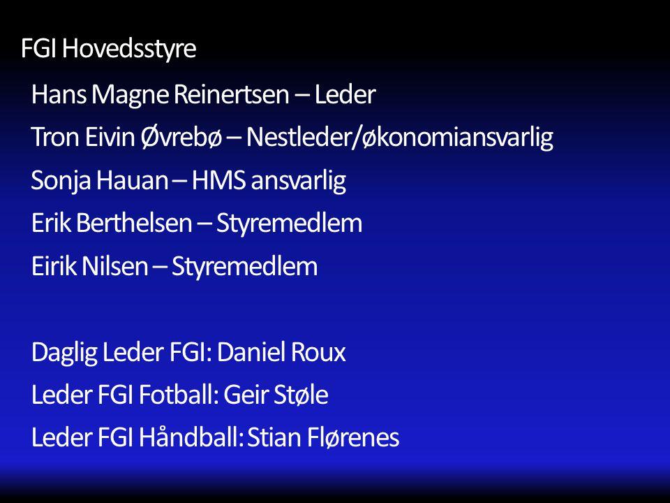 § 1 Formål Idrettslagets formål er å drive idrett organisert i Norges Idrettsforbund og Olympiske Komité (NIF).