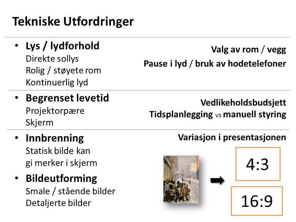 Variasjon i presentasjonen • Vekselvis tekst/bilde • Utsnitt • Tekst oppå bilde Edvard Munch Melankoli • Panorering / tilting • Zoom • (Video)