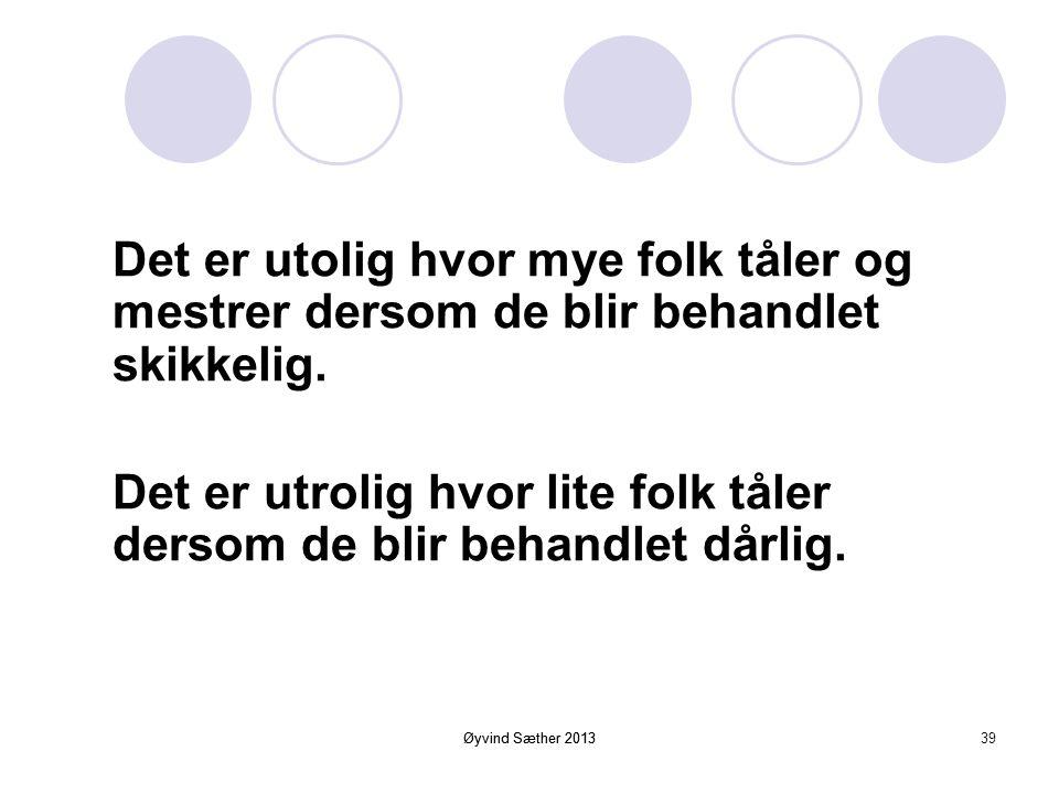 Øyvind Sæther 2013 En del motstand handler selvsagt om jobbtrygghet, arbeidsbetingelser, makt, privilegier etc. Mye av det vi vanligvis ser av motstan