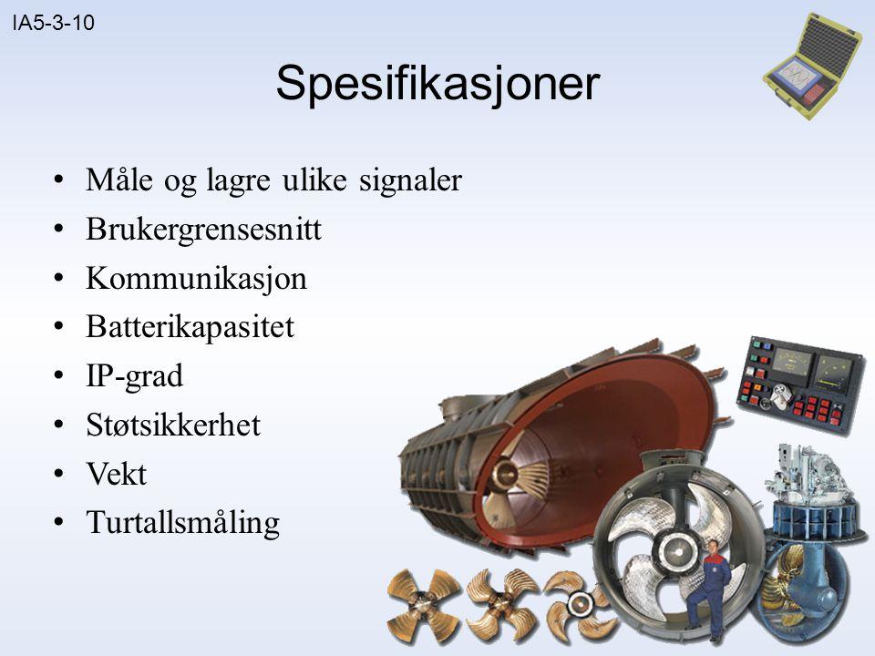 IA5-3-10 Turtallsmåling • MNI40 Pepperl+Fuchs – Lavere oppløsning – Synkroniseringspuls – Enklere montering – Ingen mekanisk kontakt – Høy IP-grad