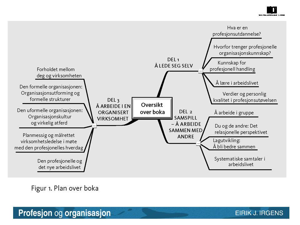 Figur 3. Ny kunnskap for en bedre praksis Ny kunnskap for en bedre praksis