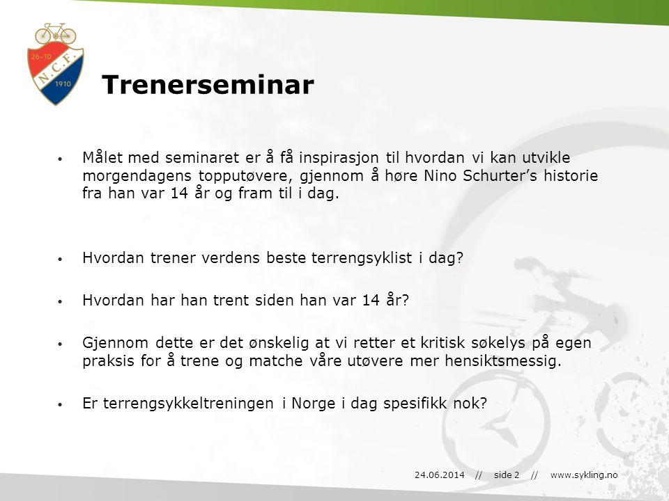 Informasjon og agenda • Dato/kl:12.oktober kl.