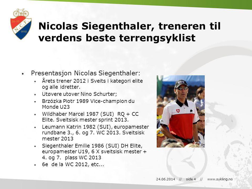 Nicolas Siegenthaler • Niederberger Noël 1996 (SUI) DH U19.1.