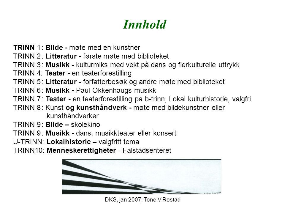 DKS, jan 2007, Tone V Rostad