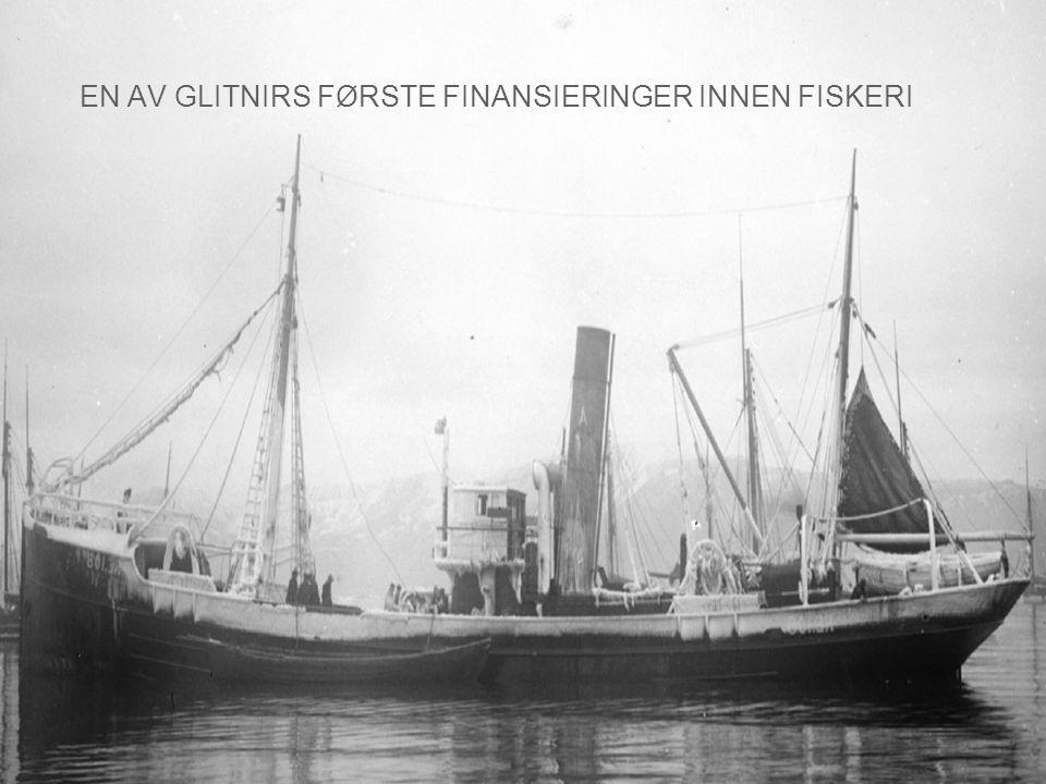 8 Glitnir and Global Seafood Autumn 2007 EN AV GLITNIRS FØRSTE FINANSIERINGER INNEN FISKERI