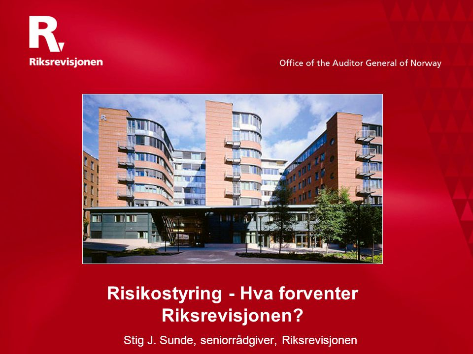 32 COSO ERM og COBIT 4.1 IT Governance IT-styring Strategisk tilpasning Verdi- skaping Ressurs- styring Risiko- Styring Prestasjons- måling Kilde: www.NIRF.org og www.ISACA.org / www.ITGI.orgwww.NIRF.orgwww.ISACA.orgwww.ITGI.org COSO ERM (2004) COBIT 4.1 (2005-2007)