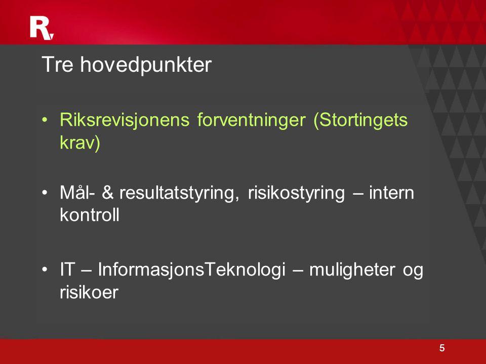 36 Kilde: www.ITGI.org – IT Control Objectives for Sarbanes-Oxleywww.ITGI.org