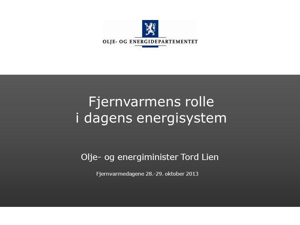 Olje- og energidepartementet | regjeringen.no/oed Norsk mal: Startside Tips for engelsk mal Klikk på utformingsfanen og velg DEPMAL – engelsk Eller velg DEPMAL– engelsk under oppsett .
