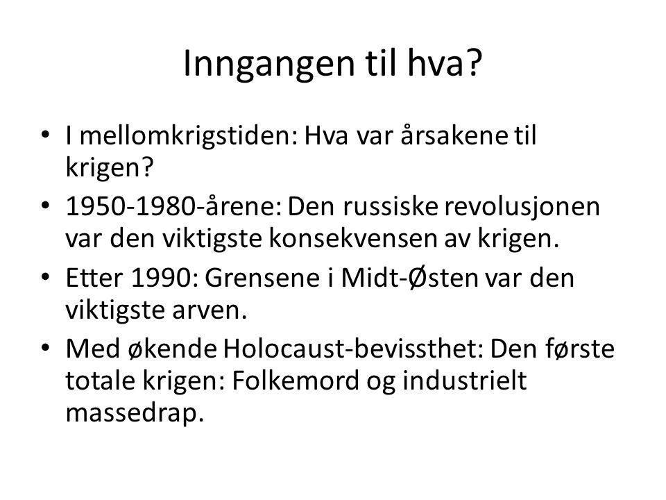 1814-1914-2014 Hvor gikk demokratiseringen.