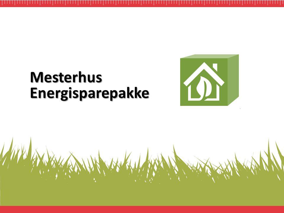 Mesterhus Energisparepakke