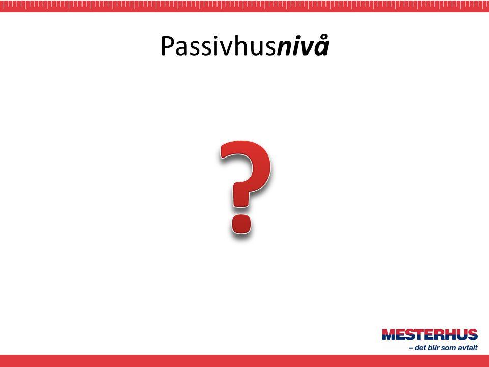 Hva er passivhus.