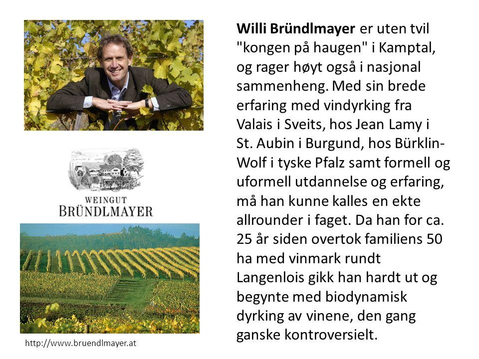 Willi Bründlmayer er uten tvil