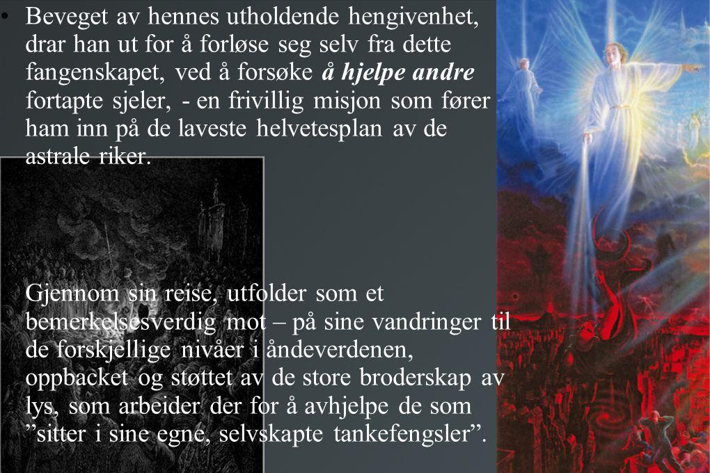 Esoterisk studerende har lenge betraktet Wanderer.. som en av de klareste og mest presise beskrivelser av de åndelige riker, og det liv som venter oss på den andre siden.