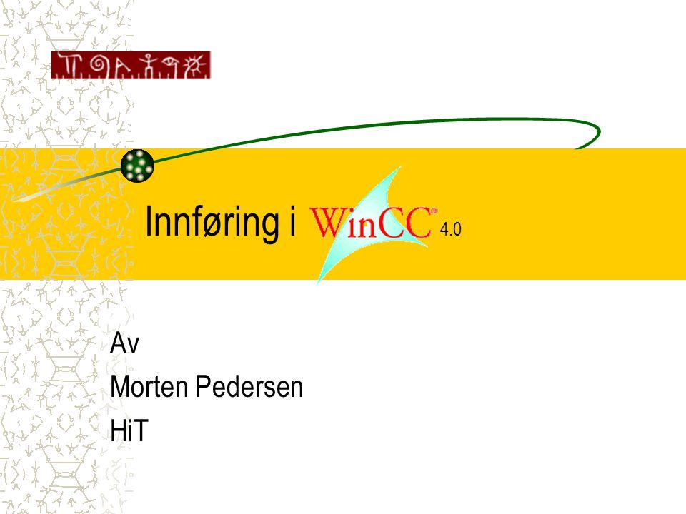 'Tag Logging' – trinn 2: Opprette trend-mal Høyreklikk på 'Trend window templates'-ikonet og velg 'New…'