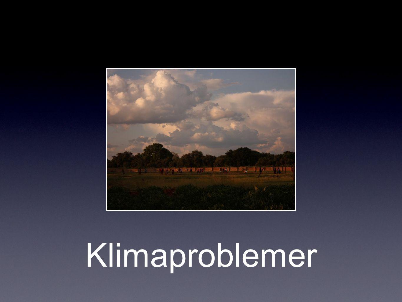Klimaproblemer