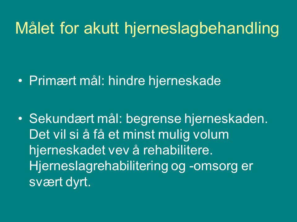 The helicopter – CT way •4-5 slag/hjerne/CT helikoptere kan dekke Norge •Høy profesjonalisme •Værbegrensninger •Begrenset plass / vektproblem med CT