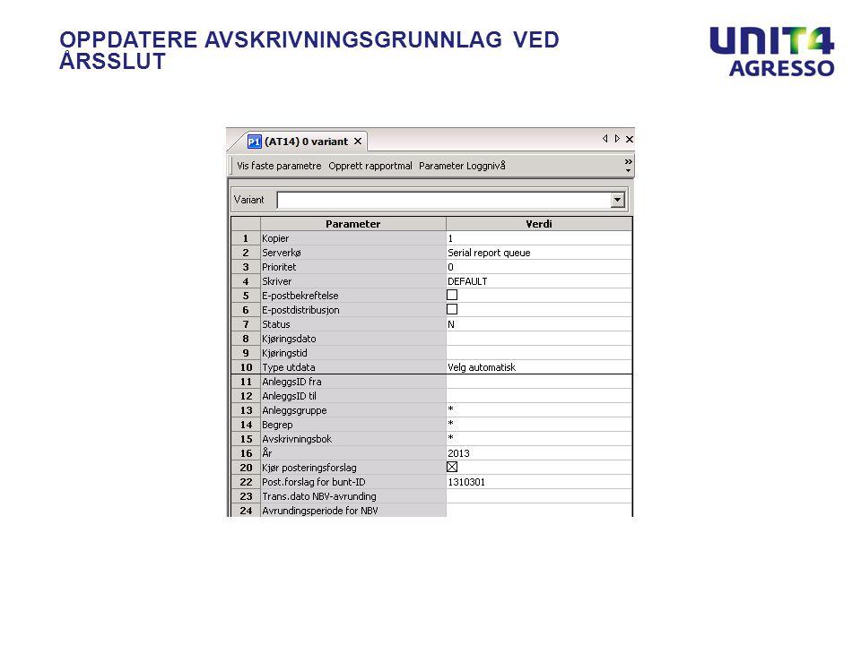 06 | 02 | 2012side 37/45Odfjell SE OPPDATERE AVSKRIVNINGSGRUNNLAG VED ÅRSSLUT