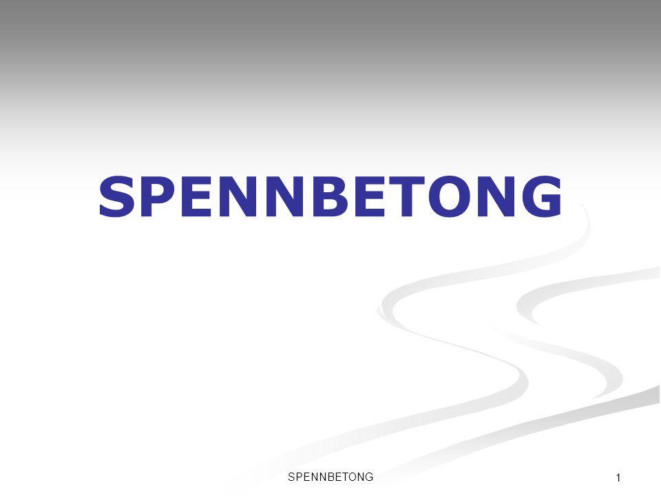 SPENNBETONG 1
