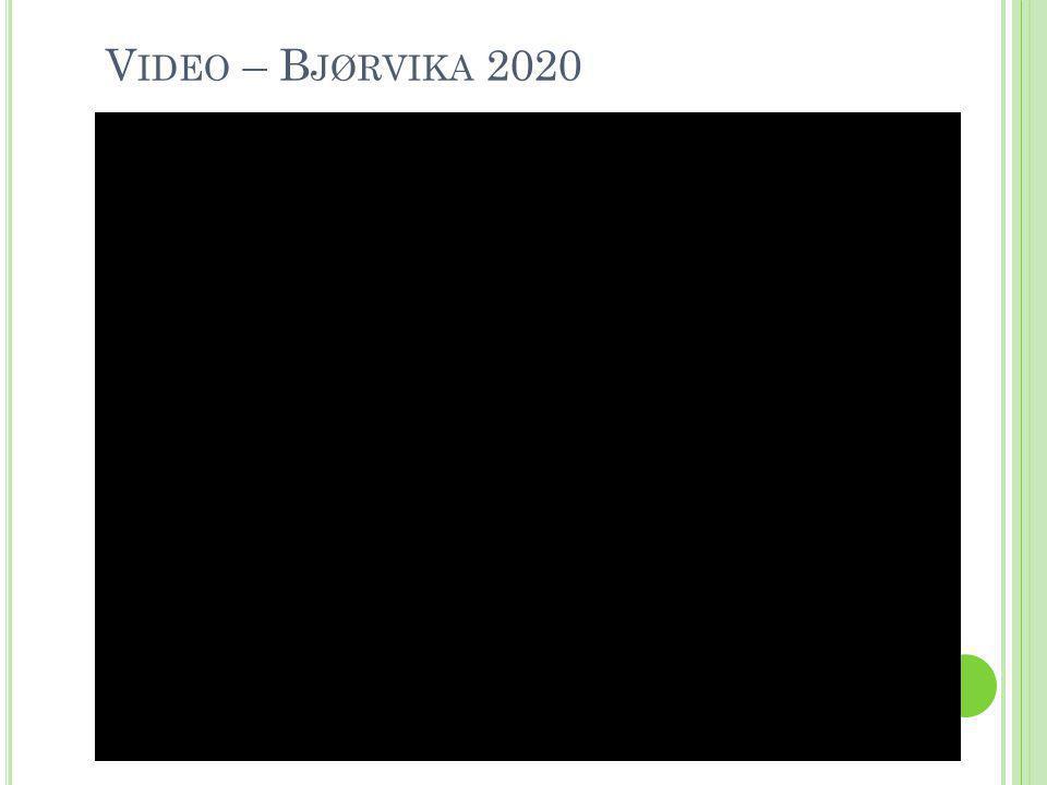 V IDEO – B JØRVIKA 2020