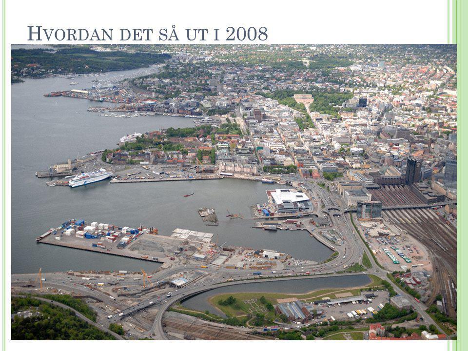 H VORDAN DET SÅ UT I 2008