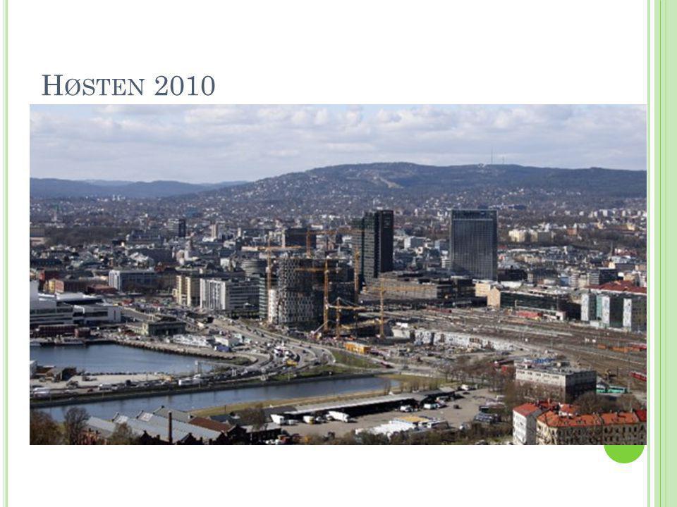 H ØSTEN 2010