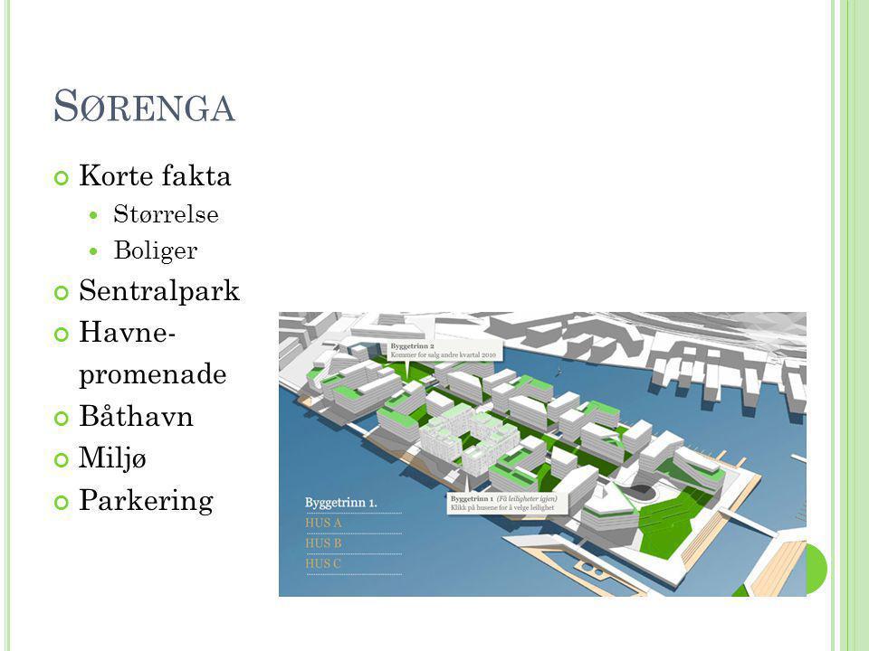 O PERAKVARTALET Størrelse Boliger 5 Store bygg  Dnb Nor  Visma  KLP  Snøhetta  PWC Restauranter og felles arealer