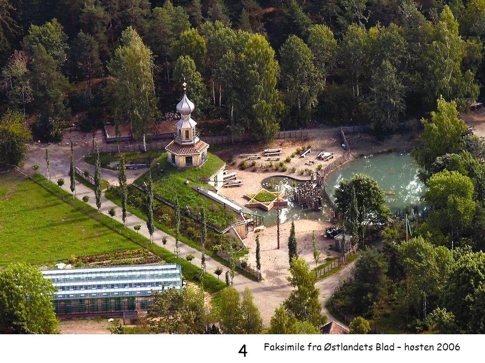Faksimile fra Østlandets Blad – høsten 2006 4