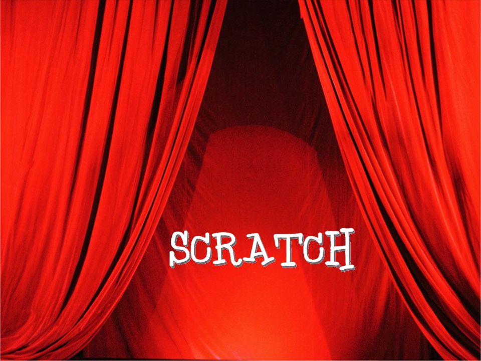 Mye av det offisielle Scratch-stoffet er oversatt til norsk •Scratch selv er på norsk: både klossene og nettsidene (nyheter og nye ting er engelsk) •Hjelpefunksjon med mange gode tips (ikke alt er oversatt/oversettbart) •Norsk forum på Scratch (lav aktivitet) •Veiledningen kom i gang med Scratch (kommer snart) –enkel introduksjon skritt for skritt •Scratch-kortene –tips til ting man kan bruke som elementer i egne programmer