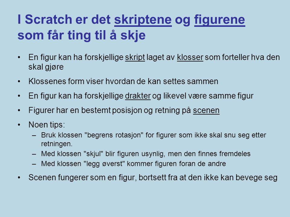 Instruksjonsvideoer på norsk.