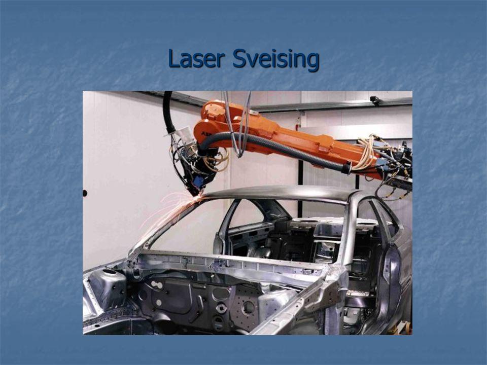 Laser Sveising