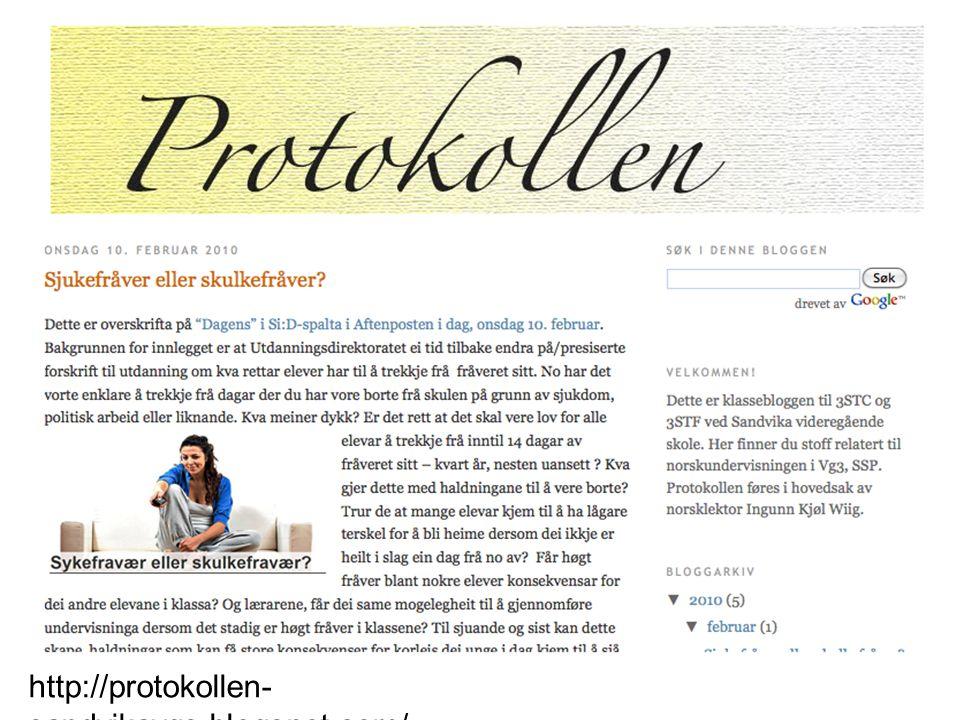 http://protokollen- sandvikavgs.blogspot.com/
