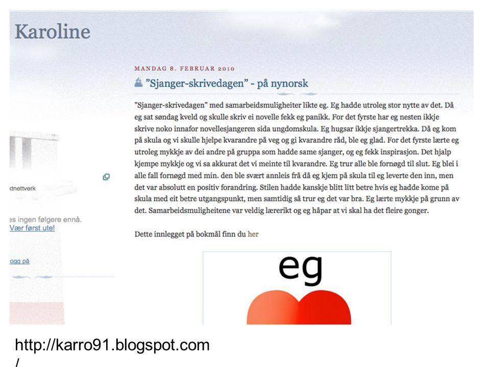 http://karro91.blogspot.com /