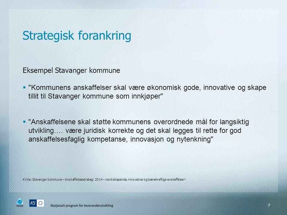 Eksempel Stavanger kommune 