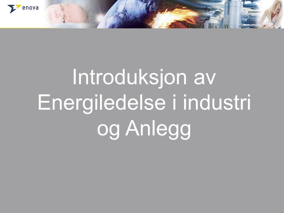 Programmet er innrettet mot •Registrerte foretak og virksomheter som driver produksjon i Norge •Søknaden skal være knyttet til et geografisk definert produksjonssted •Søker skal være beslutningstaker for investeringen •Bedrifter med energibruk lik eller større enn 1 GWh •Lokalisert i Norge eller på norsk sokkel •Støtte intill 50 % av kostnaden og begrenset til 200.000 i forenklet og 1.000.000 i ambisiøs