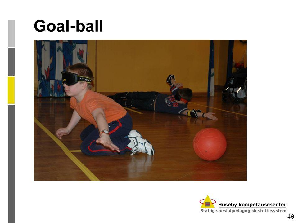 49 Goal-ball