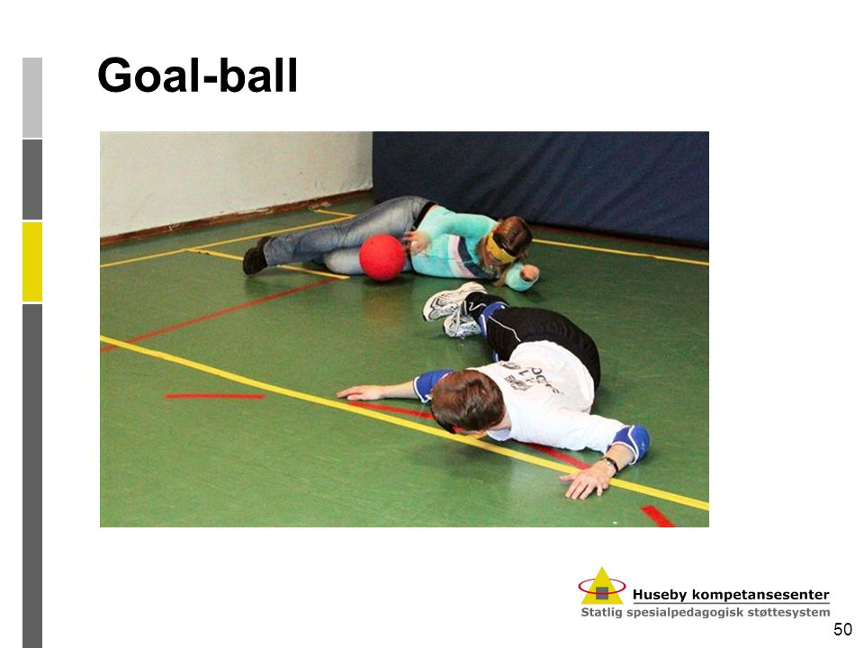 50 Goal-ball