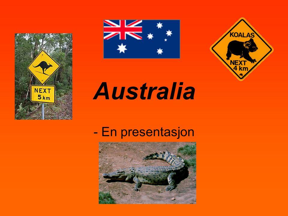Australia - En presentasjon